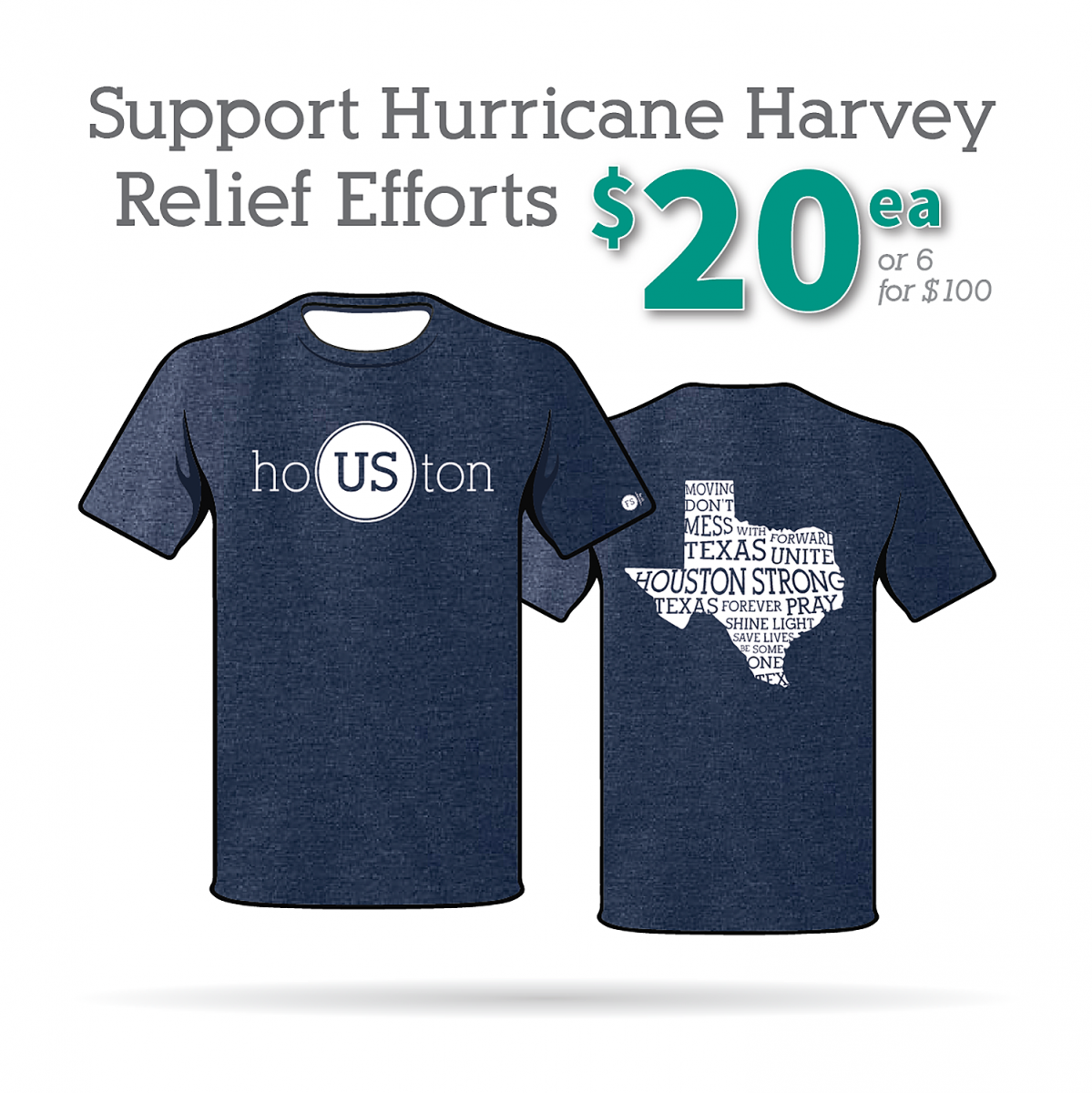 Donate to Harvey relief today.