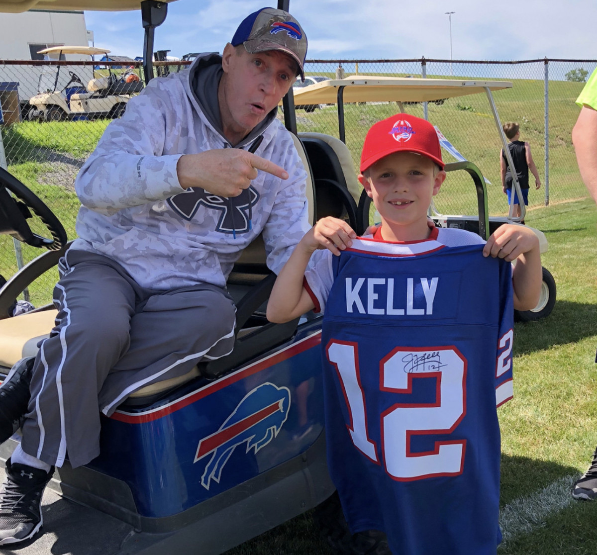 Hall of Fame QB Jim Kelly To Have Cancer Checkup After 'Something Came Up' - Hall of Fame QB Jim Kelly to have cancer checkup after 'something came up'