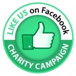 "Facebook ""Like"" Us Charity Campaign - Facebook ""Like"" Us Charity Campaign"
